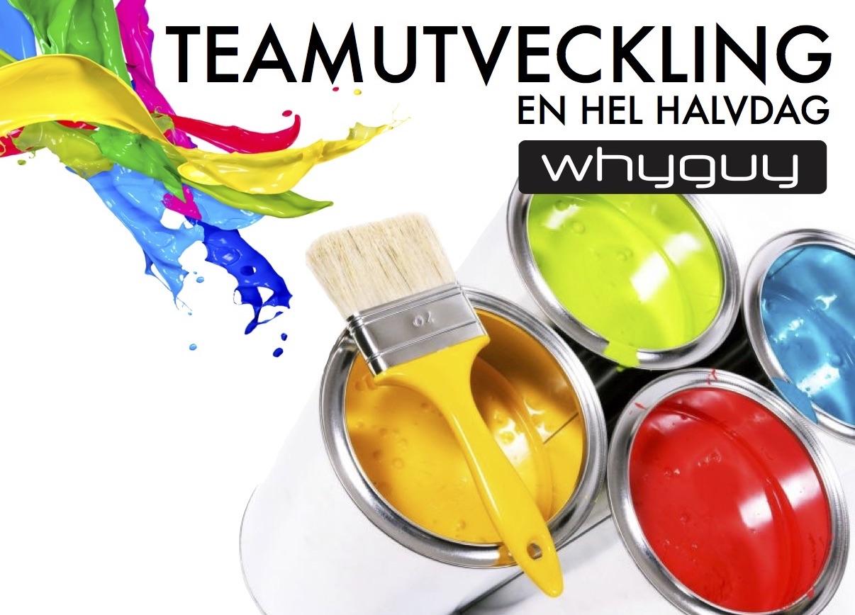 teamutveckling whyguy